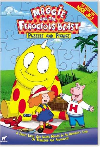 Maggie Ferocious Beast Puzzles Picnics