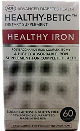 HEALTHY-BETIC Healthy Iron
