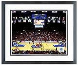 Kansas Jayhawks Allen Fieldhouse Photo (Size: 18'' X 22'') Framed