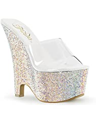 Pleaser BEAU-601RS Womens Sandal