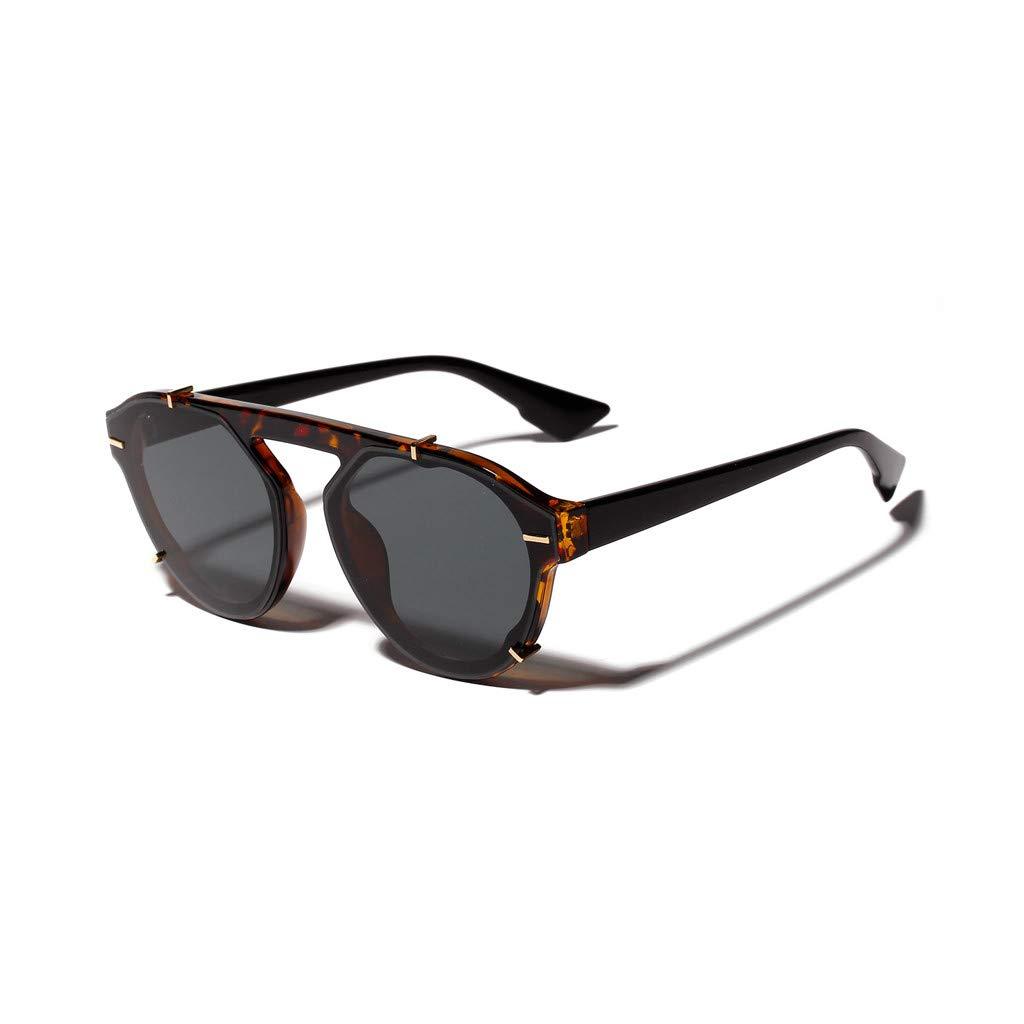 Women Men Vintage Eye Sunglasses Retro Eyewear Fashion Radiation Protection 100/% UV protection Sunglasses,YESjikil