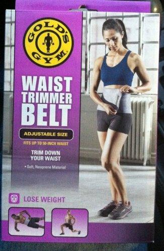 Gold's Gym Waist Trimmer Belt