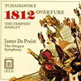 Tchaikovsky: The Tempest / Hamlet / 1812 Overture