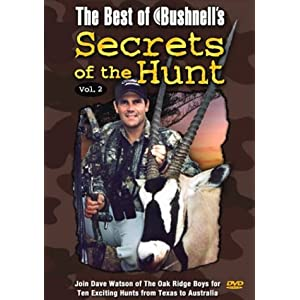 The Best of Bushnell's Secrets of the Hunt, Vol. 2 (2004)
