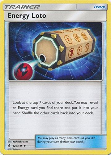 Energy Loto - 122/145 - -