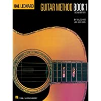 Hal Leonard Guitar Method Book 1: Book Only