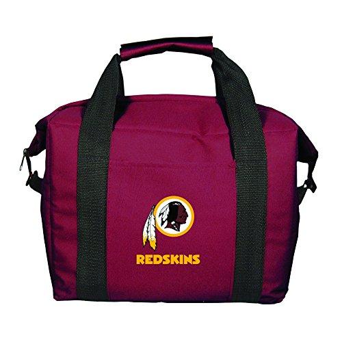 Kolder 12 Pack Cooler Bag - NFL Washington Redskins Soft Sided 12-Pack