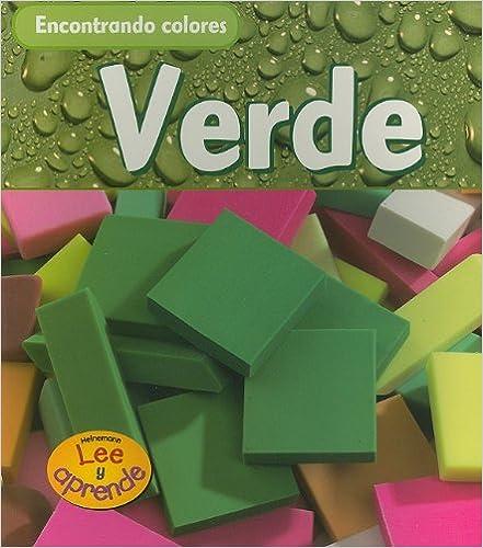 Descargas de libros para móvil Verde/green: 1 (Finding Colors) PDF CHM