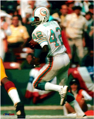 - Paul Warfield Miami Dolphins Unsigned Licensed Football Photo