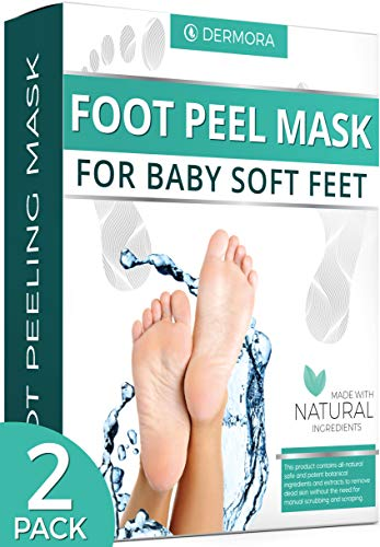 Pairs Exfoliating Foot Peel Mask product image