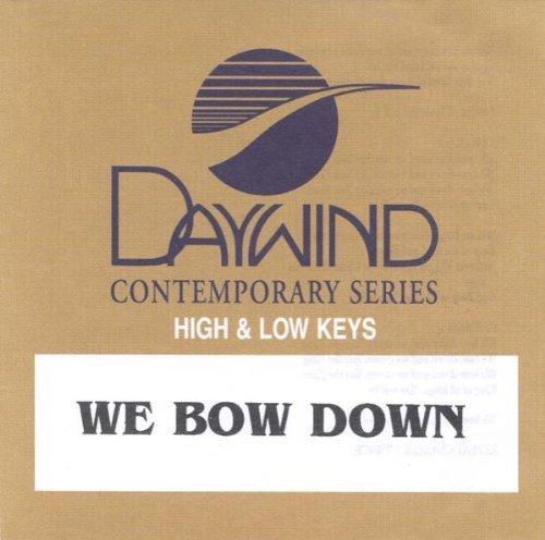 We Bow Down [Accompaniment/Performance Track] by Twila Paris
