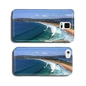 Palm beach, Australia cell phone cover case Samsung S5