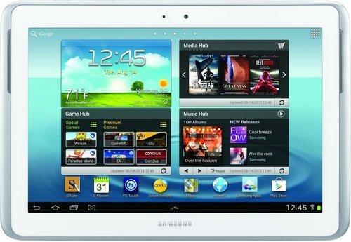 Samsung Galaxy Note 10.1 White 16gb Wifi (Pouch Included) Part# GT-N8013ZWSXAR/GT-N8013ZWYXAR