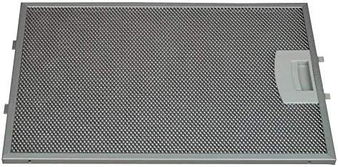 Filtro metálico para campana Bosch de 320 x 220 m – 00362380: Amazon.es: Grandes electrodomésticos