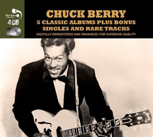 5 Classic Albums   Chuck Berry