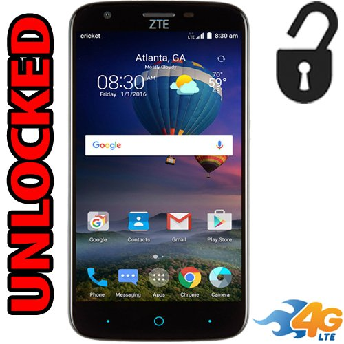 Zte Grand Unlocked Android Flash product image