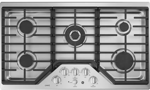 36in gas cooktop - 9