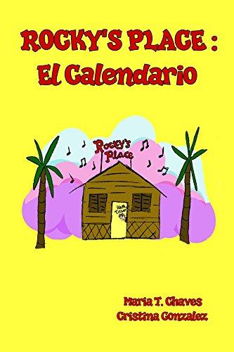 Amazoncom Rockys Place El Calendario Spanish Edition