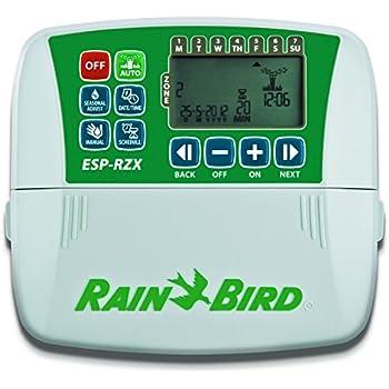 Amazon.com : Rain Bird ESP-RZX4i-120V 4-Station Rapid
