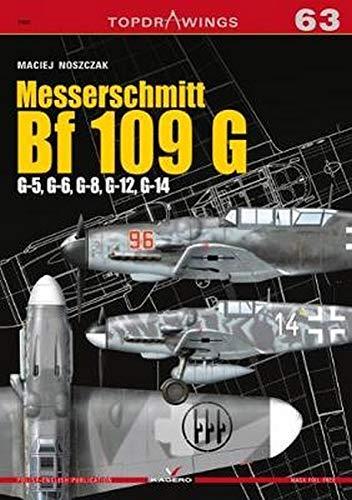 Messerschmitt Bf 109 G  Topdrawings Band 7063