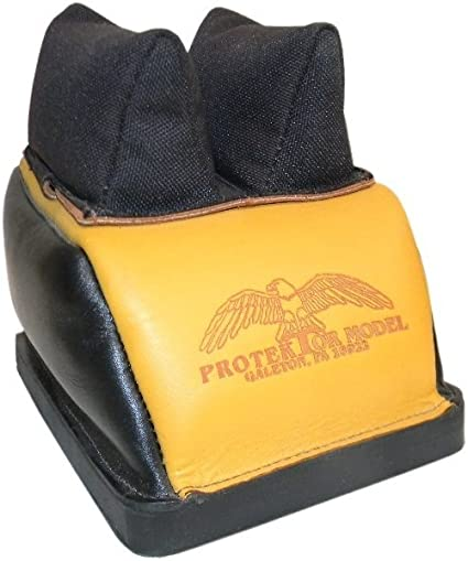 Protektor Model Deluxe BB Rear Bag 3//8 Bunny Leather Ears with Carry Handle