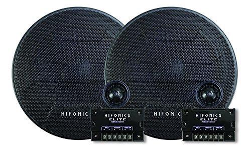 (Hifonics BZE65C 6.5 Inch 2-Way Car Audio Component System Speakers)