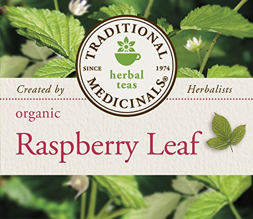 Traditional Medicinals Organic Raspberry Leaf Herbal Tea, 16 Tea Bags (Pack of 6) by Traditional Medicinals (Image #5)