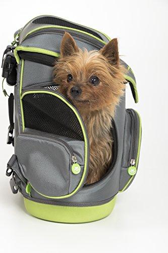 5176eXqeuNL TrendPet Miri - Hunderucksack, Multifunktionstasche für Hunde (M)