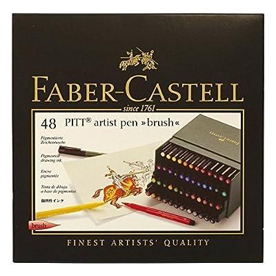 Faber-Castel Pitt Artist Brush Pens