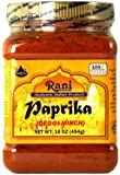 Rani Paprika (Deggi Mirch) Spice Powder, Ground 16oz (454g) ~ All Natural, Salt-Free | Vegan | No Colors | Gluten Free Ingredients | NON-GMO | Indian Origin