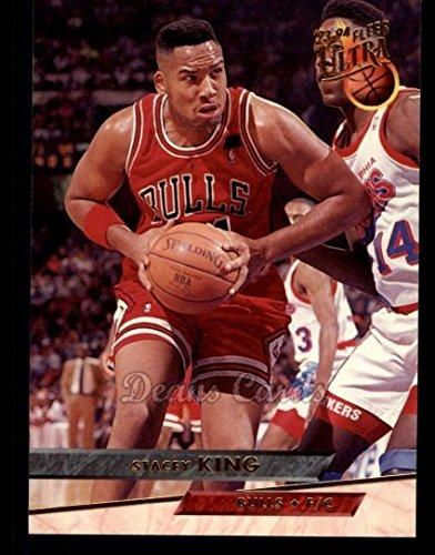 1993 Fleer Ultra # 31 Stacey King Chicago Bulls (Basketball Card) Dean's Cards 8 - NM/MT Bulls