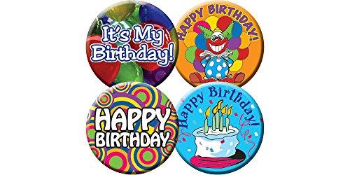 Buy badge-a-minit tbk5 birthday themed button kit