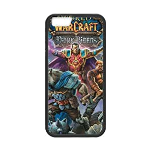IPhone 6 Plus 5.5 Inch Phone Case for Classic Game World of Warcraft Theme pattern design GCGWDWC929338