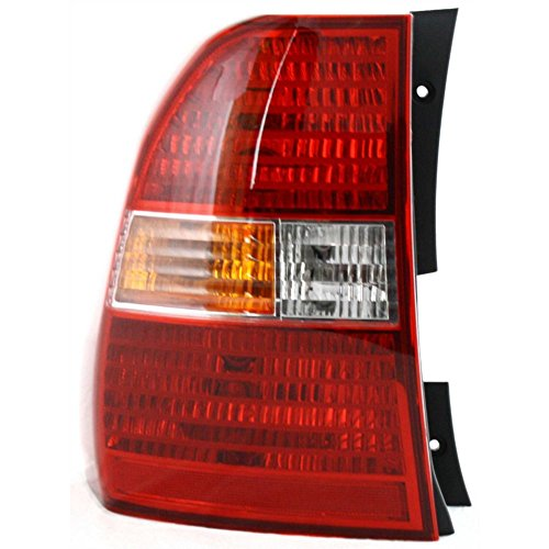Evan-Fischer EVA15672027923 Tail Light for Kia Sportage 05-10 Assembly Type 1 Left Side