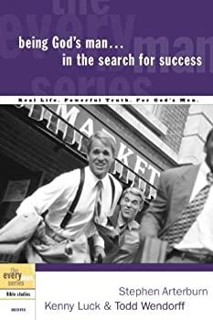 Being God's Man in the Search for Success 1578566800 Book Cover