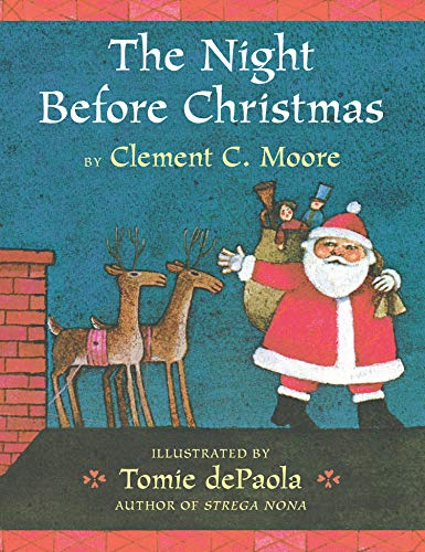 The Night Before Christmas (Before Poem Night Christmas The Twas)