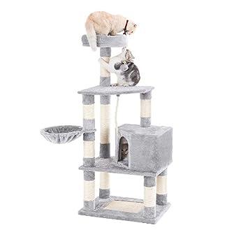 Kaxima Árbol para Gatos Gato árbol Pet suministra Muebles de Gato 80 * 70 * 148 cm: Amazon.es: Productos para mascotas