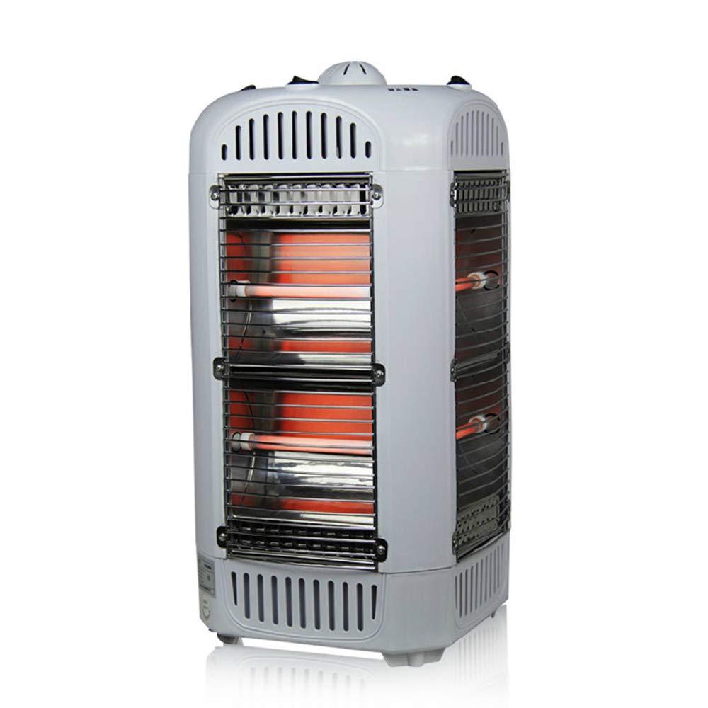 Acquisto Stufe elettriche MAHZONG Riscaldatore da banco portatile 4 * 450W con protezione da surriscaldamento, protezione da capovolgimento, casa e ufficio Prezzi offerte