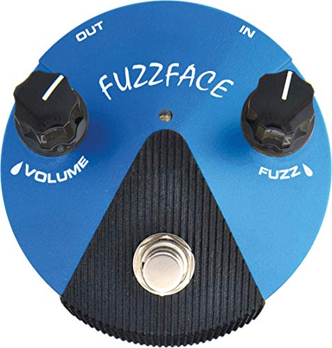 Dunlop FFM1 Silicon Fuzz Face Mini Distortion
