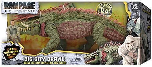 Rampage The Movie Big City Brawl Subject Lizzie Amazon Sg Toys