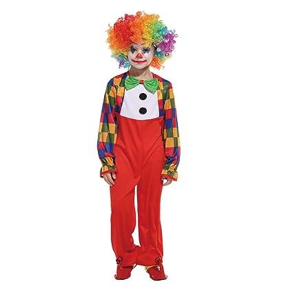 Amazon.com: Yaxuan Burlesque Clown/Disfraz de fiesta para ...