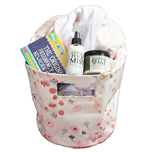 All Natural Gift Basket for Mom To Be - Pregnancy Gifts (small)