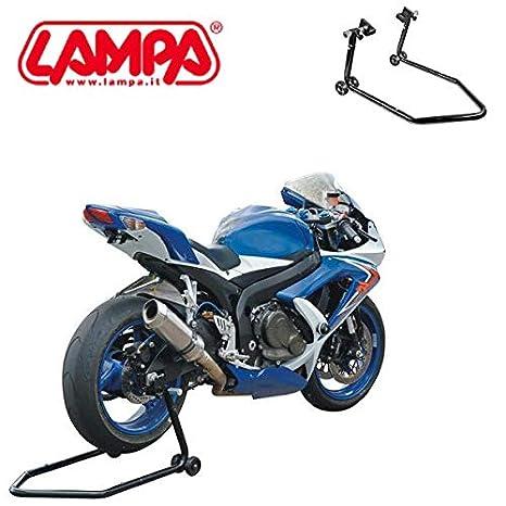 Caballete Elevador de Moto Trasero lámpara 90031 Beta R Desmontable Negro: Amazon.es: Coche y moto