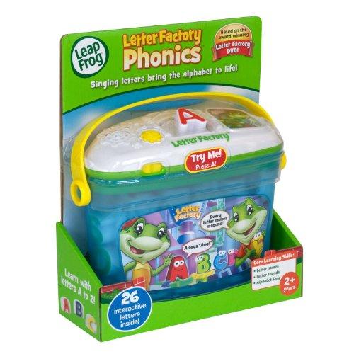 LeapFrog Letter Factory Phonics