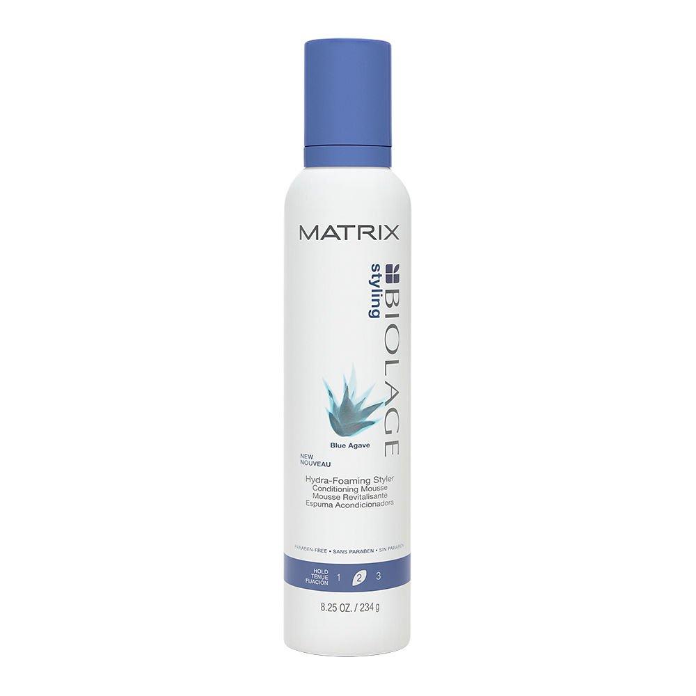 Matrix Biolage Styling Hydra Foaming Styler Conditioning Mousse 8.25 oz
