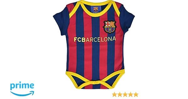 4ba3daa3c Mono bebé Barça - Colección oficial FC Barcelona: Amazon.es: Deportes y aire