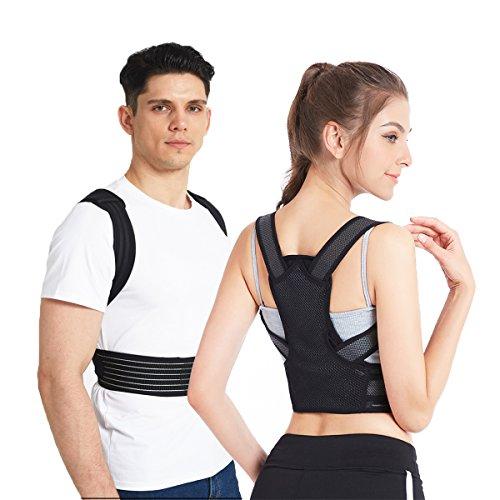 Slimerence, Adjustable Posture Corrector Back Shoulder Lumbar Waist Support...