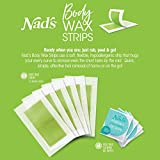 Nad's Body Wax Strips - Wax Hair Removal For