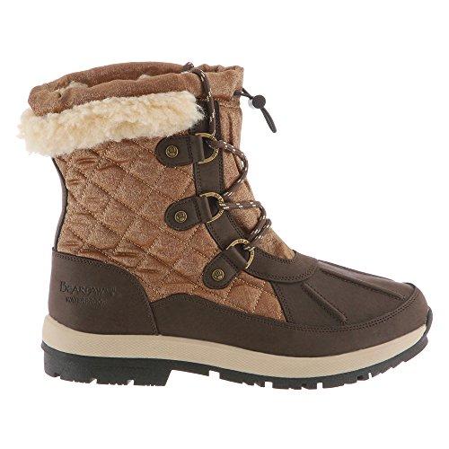 Scarpone Da Donna Bethany Snow Boot Cioccolato / Bronzo