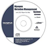 Olympus AS7001 DSS PRO Olympus Dictation Management System (ODMS) R6 Module Software and License